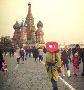 Пальто кашемировое Maximiss
