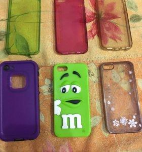 Чехлы iPhone 5s/6