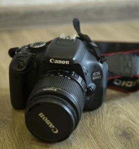 Продаю Canon 600D