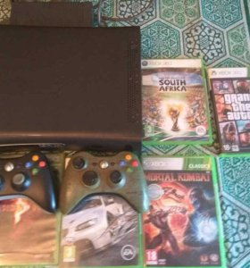 Xbox 360 не прошитый