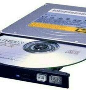 DVD-RW приводы для ноутбуков SATA