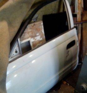 Дверь передняя Toyota Caldina