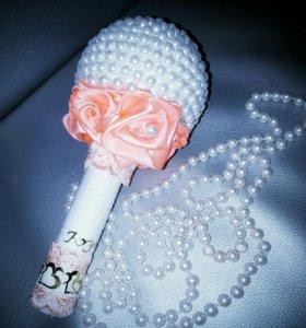 Букет невесты. можно в любом цвете.