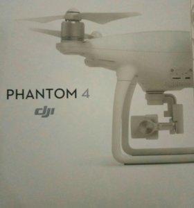 Phantom 4, 4 advanced новые! Гарантия