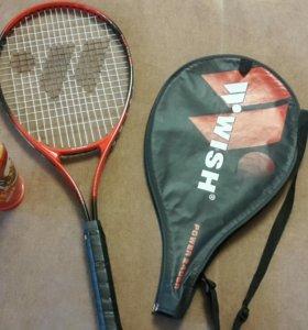 Ракетка для большого тенниса