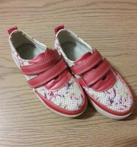 Туфли на девочку р. 27