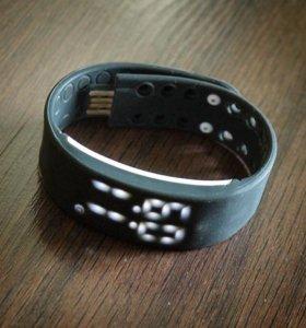 Фитнес браслет-шаг0мер SmartSport Band W2I с часам