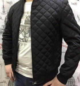 Куртка - бомбер 42-44