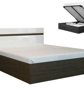 Кровать Нэнси с подъем.механизмом