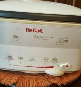 Мультиварка с фритюром tefal
