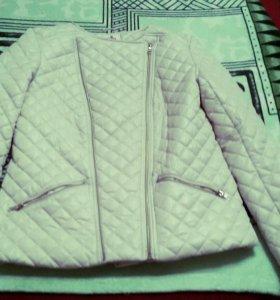 Новая куртка Zolla. Размер 42-44. Торг