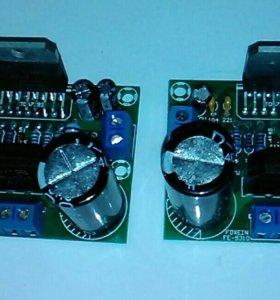 2 Усилителя 2х85Вт TDA 7293