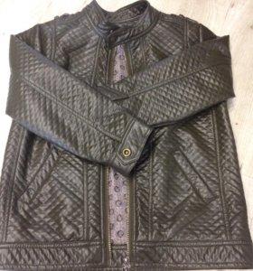 Куртка) ЭКО кожа