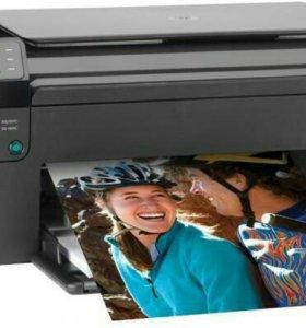 Принтер/сканер HP Photosmart B109