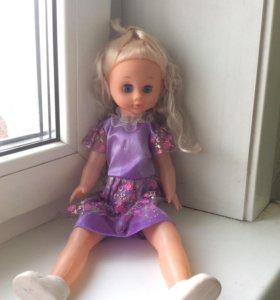 Говорящая куколка