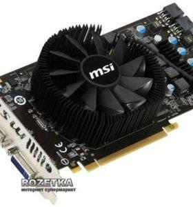 продам видеокарту gtx 560 от msi