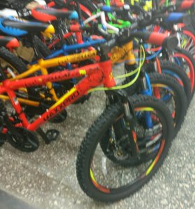 Спортивные велосипеды