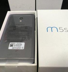 Meizu M5S 16 gb черный новый