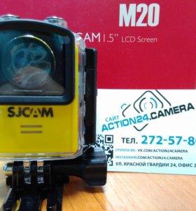 M20 экшн камеры SJCAM / экшен видео камера