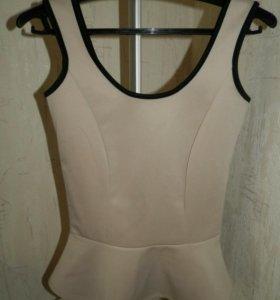 Топ-блуза размер 40