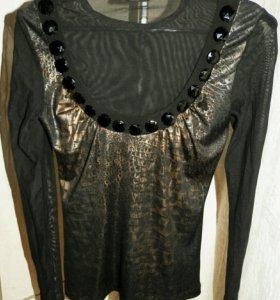 Кофта - блуза 40-42
