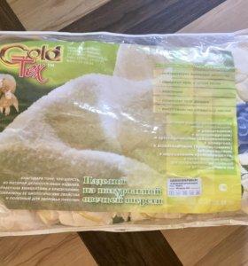 Продам новое одеяло-покрывало 140*110