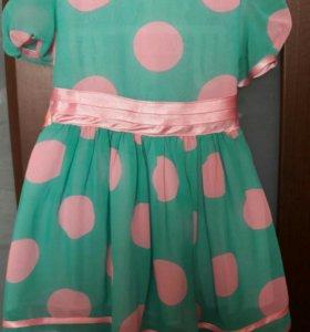 Два платья для девочки