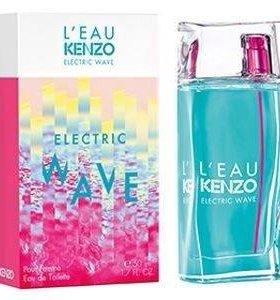 Новый Kenzo electric wave