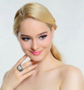 Новое шикарное кольцо