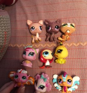 my little pets маленькие игрушки