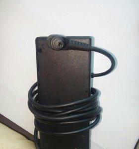 Зарядка для ноутбука(без пит.кабеля)