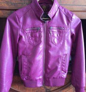 Куртка детская на 9_10 лет