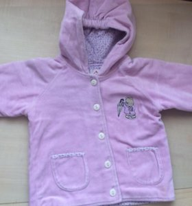 Курточка для девочки 86 р-ра