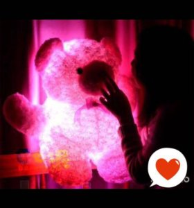 Игрушки Светящийся мишка