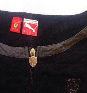 Спорт.кофта Ferrari