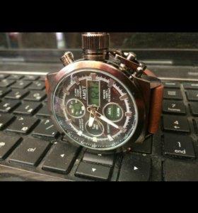 Новые ⌚️️ часы армейские AMST