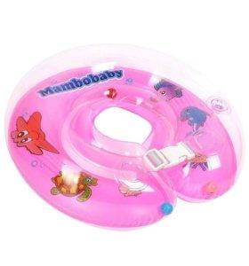"Круг для плавания на шею для детей ""Mambobaby"""