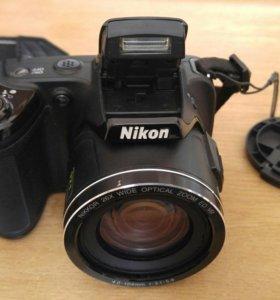 Фотоаппарат Nikon Colpix L810