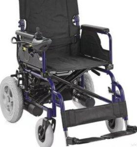 Инвалидное кресло-каляска с электроприводом FS111A