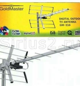 Антенна DVB-T/T2 Goldmaster gm-210