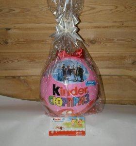 Киндер упаковка для девочки холодное сердце