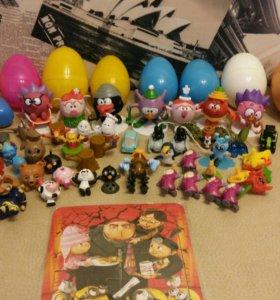 Игрушки из колекции