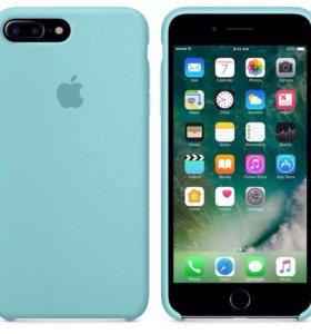 Leather Case все цвета для iPhone 7/7 Plus