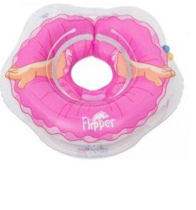Плавательный круг Flipper