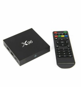 Android TV приставка OTT TV BOX Х96 новая