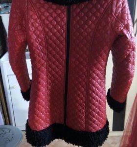 Куртка весна-осень. Размер 44-46