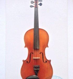 Мастеровая скрипка Antonius Stradivarius