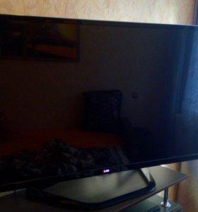 """55"""" (139 см) 3D LED-телевизор LG 55LA643V черный"""