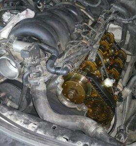 Двигатель Порше Кайен 4.5