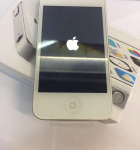Apple iPhone 4s 16Gb. White. Новый